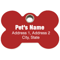 Pet Tag SPECIAL: Only $1.00 a tag (75 TAGS)