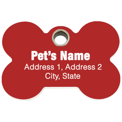 Breed Rescue ID Tags (40 Tags)
